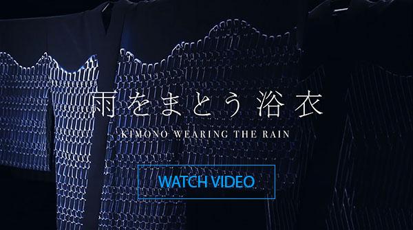 KimonoWearingTheRain