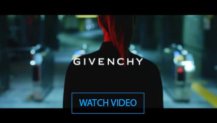 Givenchy - Tokyo Runway
